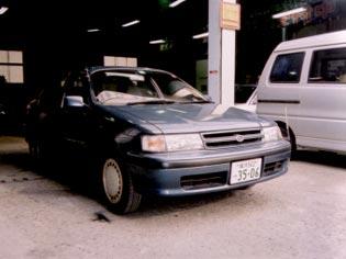 トヨタ コルサAXスペシャル