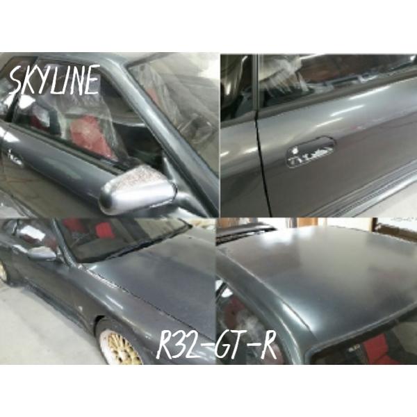 SKYLINER32-GT-R オールペイント 全塗装サムネイル